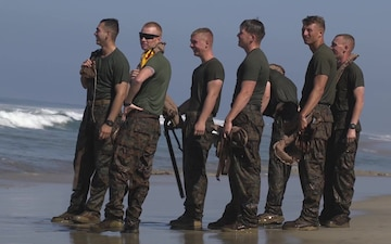Annual Surf Qual with 3rd Assault Amphibian Battalion