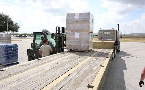 JBSA members continue Hurricane Maria relief efforts
