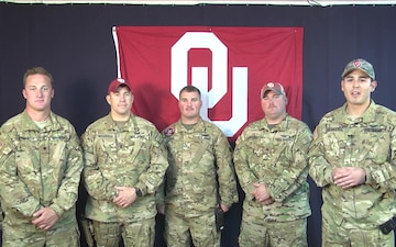 University of Oklahoma - NCAA Shout Out