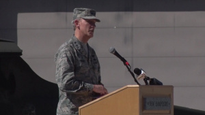 New Hampshire National Guard Change of Command