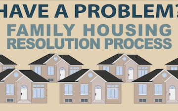 Family Housing Resolution Process