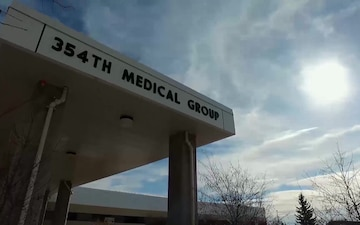 Trusted Care and Respect for People at 354th MDG