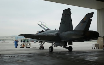 Fleet Readiness Center Western Pacific Inducts Aircraft (Package/Pkg)