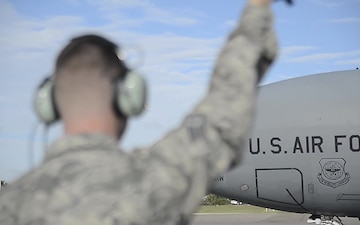 50th Air Refueling Squadron Comes to MacDill