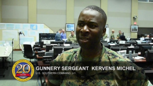 Behind the Scenes at Southern Command Crisis Access Center