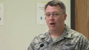 119th Wing ISRG Dedicates New Facility