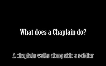 The 4th ESC Chaplain talks about her role