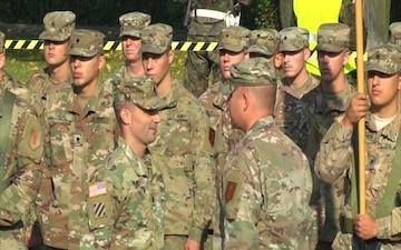 Dagger Brigade assumes lead role in Atlantic Resolve