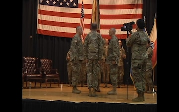 451st Change of Command