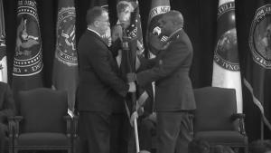 Lt. Gen. Vincent Stewart Farewell