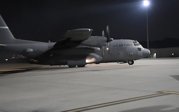 165th Airlift Wing serves as hub and spoke operation for Hurricane Maria relief and recovery efforts