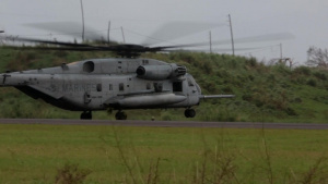 Joint Task Force - Leeward Islands evacuates U.S. citizens from Dominica