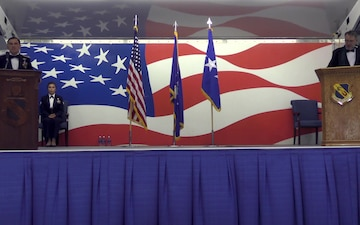 4th Fighter Wing's 75th Anniversary Gala Ceremony