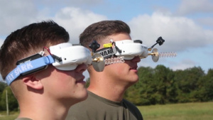The future of flight: Marines test out 3-D printed SUAS