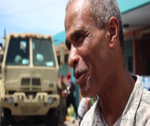 National Guard assist Caribbean chefs who volunteer to feed and support the residents of The Virgin Islands