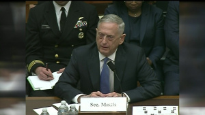 Mattis, Dunford Testify Before House Armed Services Committee, Part 1