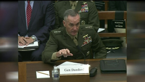 Mattis, Dunford Testify Before House Armed Services Committee, Part 2