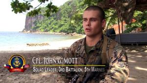 U.S, Philippine Marines Simulate Room-clearing Drills During KAMANDAG