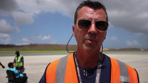 Military Air Traffic Control Ensure Mercy Flights Fly in Virgin Islands