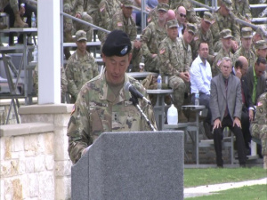 U.S. Army South Change of Command