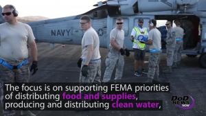 DoD Provides Hurricane Relief in Puerto Rico