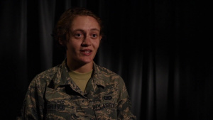 Las Vegas Shooting Interview - Airman Gelardo Pt. 2/2