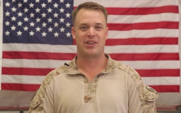 Staff Sgt. Olsen Miami Dolphins Shout-out
