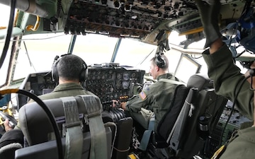 Puerto Rico Air National Guard C-130 Pilot Shares His Thoughts on Surviving Hurricane Maria and the relief effort by the DoD