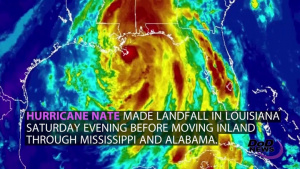 DoD Prepares for Hurricane Nate