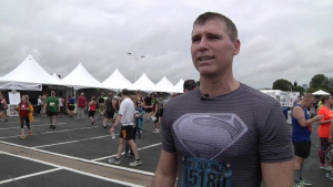 America's Army Reserve Solders Run in 33rd Annual Army Ten-Miler
