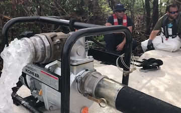 Response crews remove vessels displaced by Hurricane Irma in Florida waterways