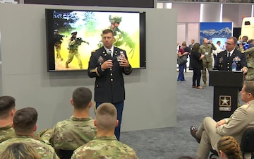 AUSA 2017: Warriors Corner #15 Year of Execution: Rotational Forces in Action