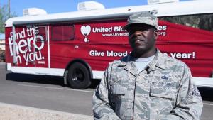 Luke AFB Blood Drive