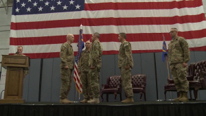 90th SFG MSOC Ceremony
