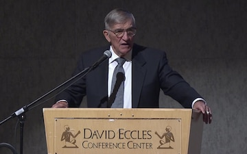 General Robert Oaks Speaks at the Hill AFB 70th Anniversary Air Force Ball-Part Two