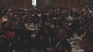 General Robert Oaks Speaks at the Hill AFB 70th Anniversary Air Force Ball-Part One
