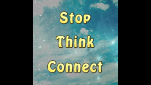 4th ESC Cyber Awareness Month 2017, Stop Think Connect (square)