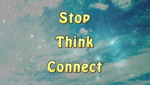 4th ESC Cyber Awareness Month 2017, Stop Think Connect