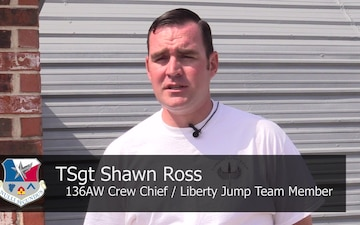 Liberty Jump Team Wings over Dallas