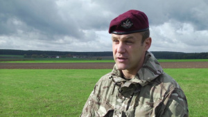 Capt. (Uk) Christopher Wade Interview for Swift Response 17