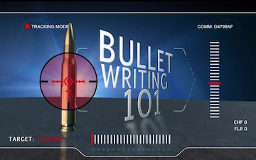Bullet Writing Course