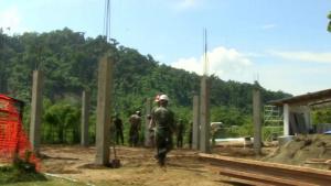 HCA Construction in Casigruan