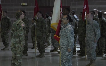 297th Regional Support Group Change of Responsibility B-Roll