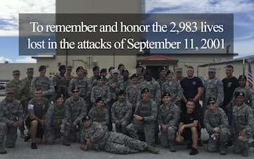 Andersen AFB 9/11 Memorial Climb 2017