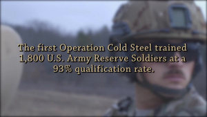 Operation Cold Steel II Promo
