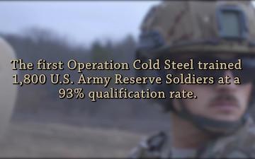 Operation Cold Steel II Promo