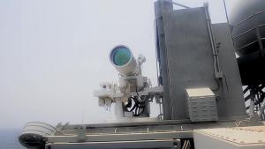 U.S. Navy LaWS Demonstration