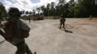 10th Marine Regiment MOUT Exercise B-Roll