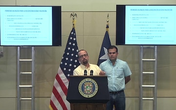 Oct. 16 Update - DoD Support to Puerto Rico Disaster and Relief Operations
