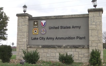 Lake City Army Ammuntion Plant